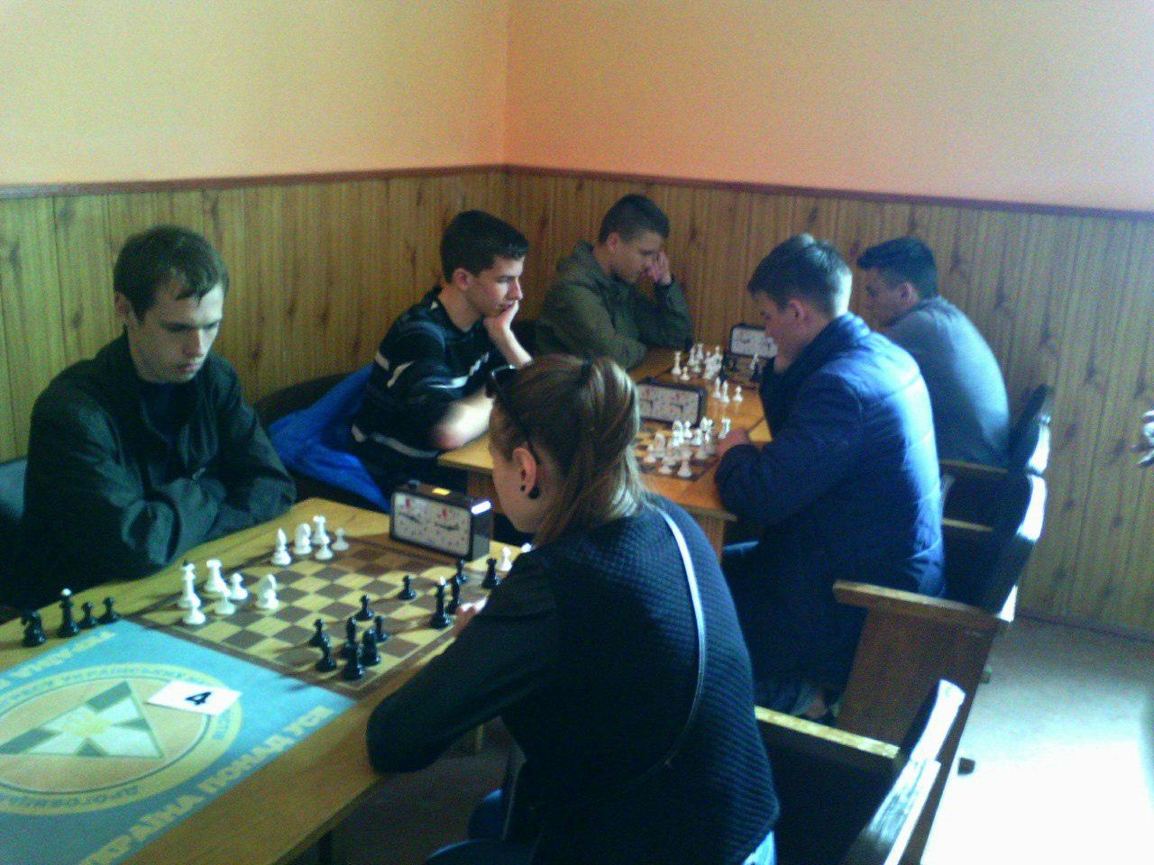Командний чемпіонат з шахів