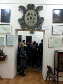 """Відвідування студетами першого курсу музею """"Дрогобиччина"""""""