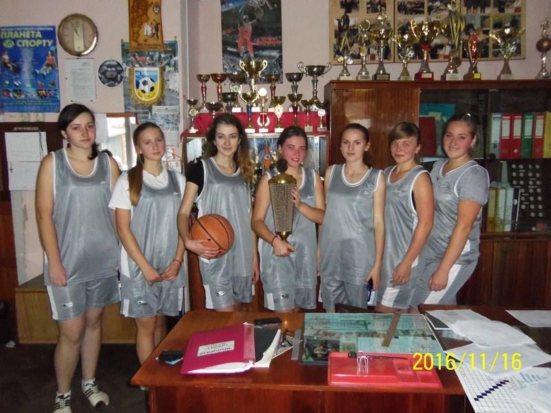 Обласні змагання з баскетболу серед вищих навчальних закладів І-ІІ рівня акредитації