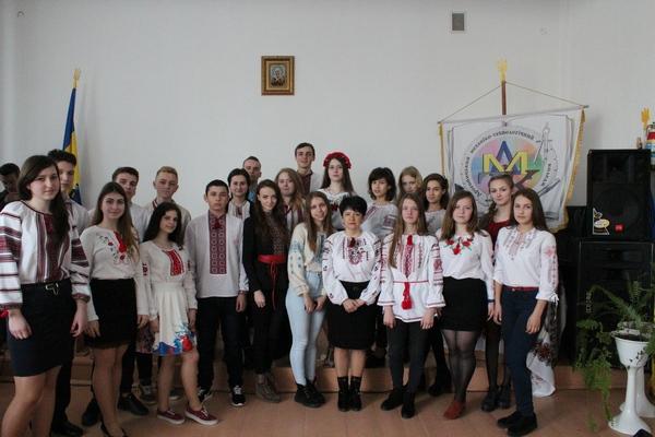 Конкурс читців Шевченкової поезії