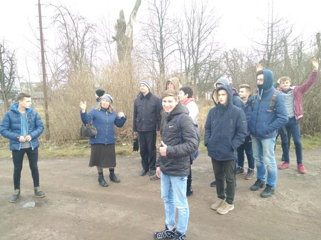 Екскурсія на солеварний завод м.Дрогобича