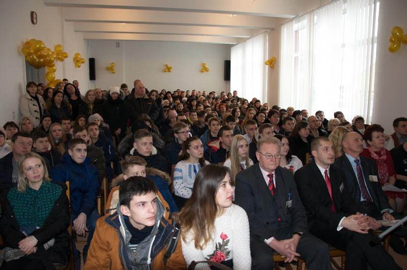 День відкритих дверей у Дрогобицькому механіко-технологічному коледжі