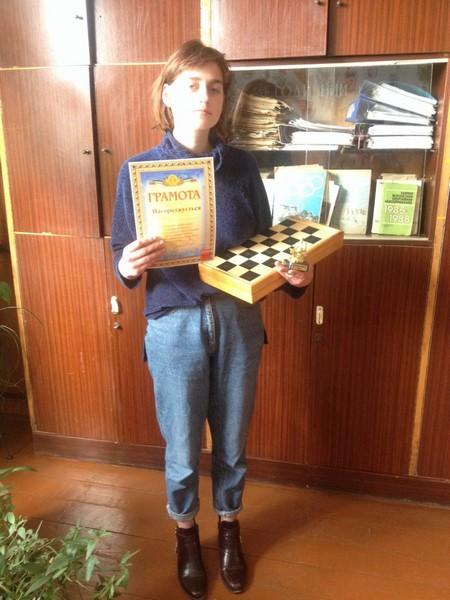 Першість коледжу зі шахів