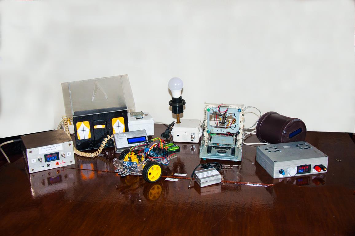 """Захист дипломних проектів студентів спеціальності """"Автоматизація та комп'ютерно – інтегровані технології"""""""