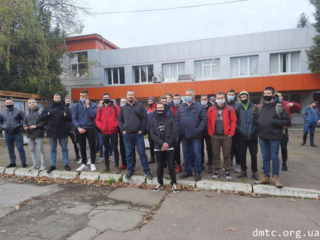 Екскурсія на Дрогобицький завод автомобільних кранів