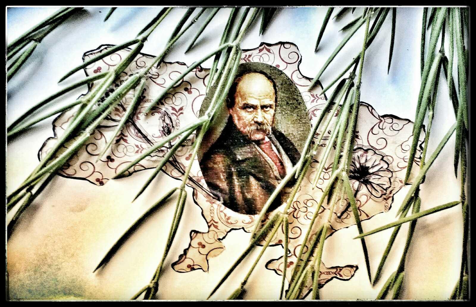 Конкурс креативних робіт #Дрогобич_Шевченко