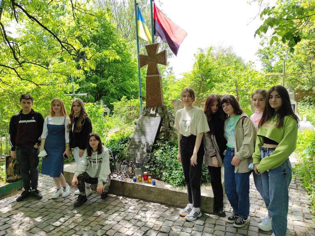 Вшанування пам'яті бійців УПА