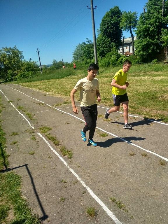 Легкоатлетичний турнір серед студентів І-ІІ курсів